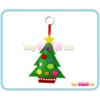 Art & Craft - Christmas Felt Plushie Kit