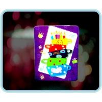 Gift Card - Happy Birth Day 01