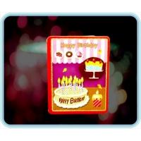 Gift Card - Happy Birth Day 02