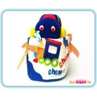 Luigi Chew Chew Car
