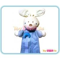 Soft Toy - Blue Rabbit Ruler
