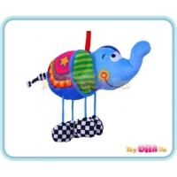 Soft Toy - Elmer Elephant