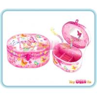 Trendy Kids - Musical Jewelry Box with Figurine Dancing
