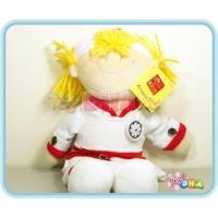 Soft Toy - Activity Doll Nurse Plush