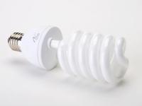 Yaming E27 Spiral Energy Saver Bulb (Warm White) (32W)