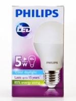 Philips E27 LED Bulb (Cool Daylight) (5W)