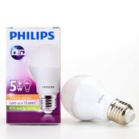Philips E27 LED Bulb (Warm White) (5W)