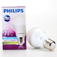 Philips E27 LED Bulb (Cool Daylight) (7W)