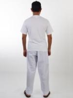 Haji Mens T-Shirt (Warna Putih)