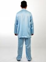 Jutawan Baju Melayu Sepasang (Warna Biru)