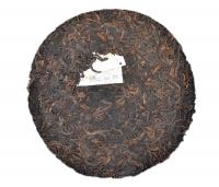 老同志 高山乔木茶饼 (熟茶) (357g) (2012)