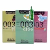OKAMOTO 003 3 in 1 CONDOM 18'S PACK