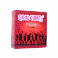 Good Times Prolong condom - 3's