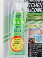 Hardex Bathroom & Kitchen Silicone (85.2g) (RS-850W) ( white )