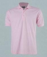 2160 Lacoste Polo (Plain) - Pink