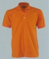 2160 Lacoste Polo (Plain) - Orange
