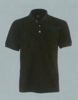 2160 Lacoste Polo (Plain) - Black