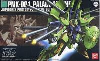 [060] HGUC 1/144 PMX-001 Palace Athene