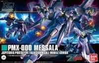 [157] HGUC 1/144 PMX-000 Messala