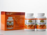Natural Factors - Tangy Orange Flavor Chewable C 500mg (90 Chewable Tablets x 2) Vitamin C