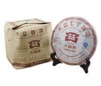 Tae Pu Er Tea 大益0532熟茶(201批) (357g)(2012)