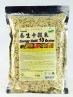 Green Bio Tech Organic Energy Multi 10 Grains (1.5kg)