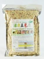 Green Bio Tech Organic Energy Multi 5 Grains (1.5kg)