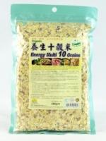 Green Bio Tech Organic Energy Multi 10 Grains (500g)