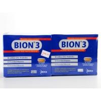 Bion 3 Probiotic Multvitamins Minerals (2 Boxes x 60 Tablets)