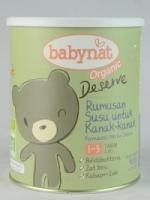 Babynat Organic Deserve Formulated Milk (900g)