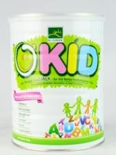 BioGreen O'Kids Oatmilk (Vegetarian) (850g)