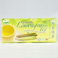 Green BioTech Pure Natural Lemongrass Tea (Vegetarian) (40g)