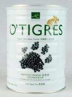 BioGreen O'Tigers Organic Black Bean Powder (Vegetarian) (700g)