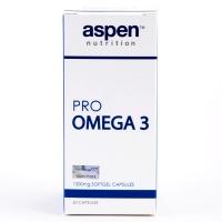 Aspen Nutrition - Pro Omega 3 (60 Capsules)