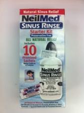 NeilMed Sinus Rinse Starter Kit