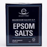 Esential Magenesium Sulfate B.P. - Epsom Salts (375g)