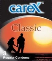 Carex Classic Condoms 3pcs
