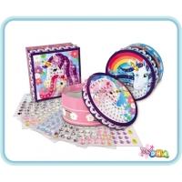 Art & Craft - Mosaics Unicorn Keepsake Jewelry Box