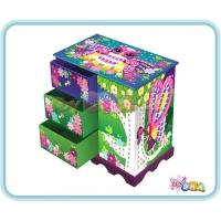 Art & Craft - Mosaics Fairy Forest Jewelry Box