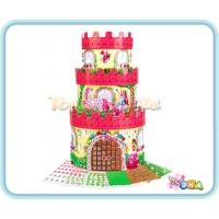 Art & Craft - Mosaics Princess Palace Treasure Box