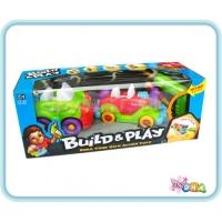 Educational Toy - Build & Play Classics Car & Convertible Car