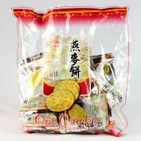 FoYiShan Oat Cracker (Vegetarian) (400g)