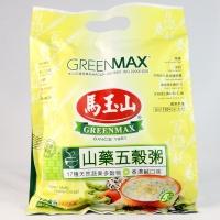 GreenMax Yam Multi Grains Cereal (Vegan) (35g x 12 pcs)