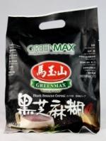 GreenMax Black Sesame Cereal (Vegan) (30g x 14 pcs)