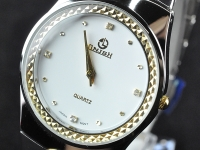 Onish Quartz Stainless Steel Watch 19