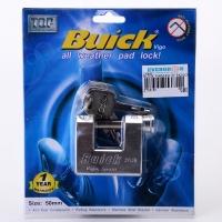 Buick 50mm S/S D Padlock