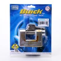 Buick 70mm S/S D Padlock