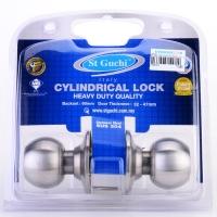 ST Guchi VSG-3000SS Cylindrical Lock