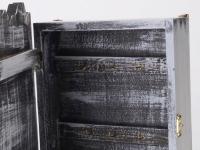 Key House Wooden Seashell AL3088