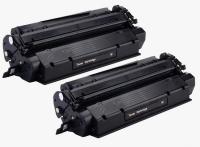 TonerGreen Cartridge W (7833A003AA) Black Compatible Printer Toner Cartridge Value Pack 2X